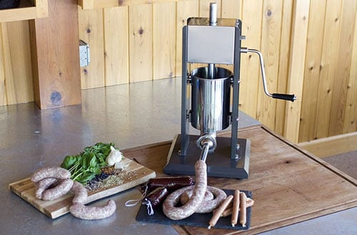 Weston Manual Vertical Sausage Stuffer