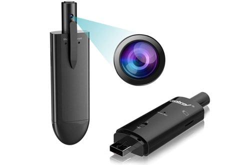 Conbrov Spy HD 720P Hidden Camera Pen