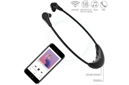 Wireless TV Headphones-INVONS Bluetooth&Non-Bluetooth TV In Ear Stereo