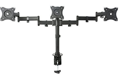 VIVO Triple Monitor Adjustable Mount