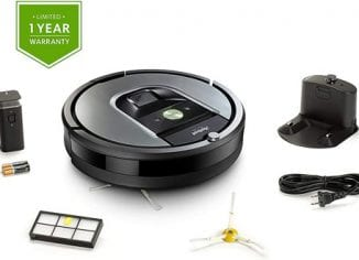 Automatic Robot Vacuum Cleaners