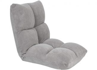 Cushioned Floor Gaming Sofa Chair