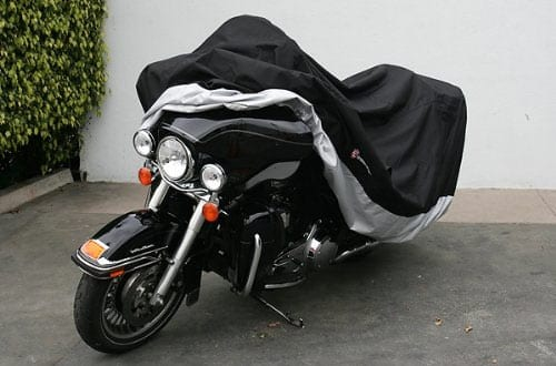 50002-02 Dowco Guardian Weatherall Plus Sport//Custom Motorcycle Cover