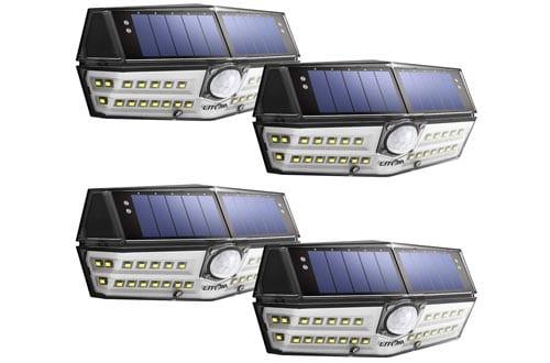 Waterproof Wireless Solar Motion Sensor Lights