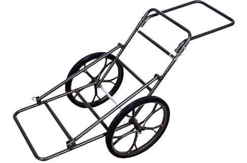 Folding Deer Cart Game Hauler Utility Hunting