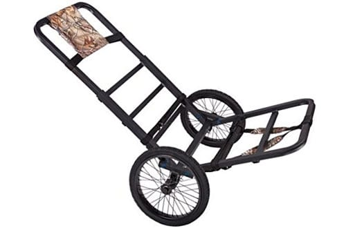 Ameristep Premium Grizzly Portable Folding Aluminum Deer Game Cart