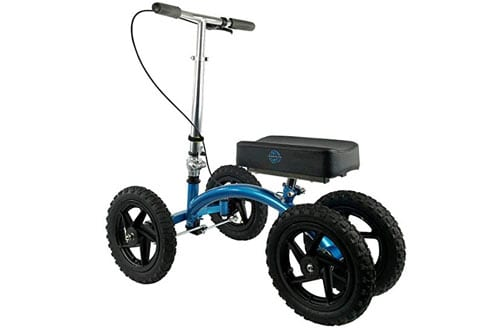 NEW KneeRover QUAD All Terrain Knee Walker