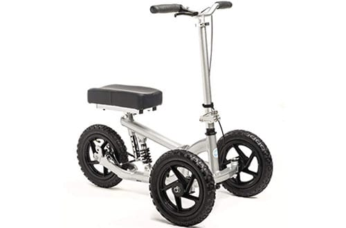 KneeRover PRO All Terrain Aluminum  Knee Walker Scooter