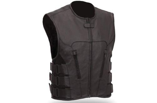 The Nekid Updated SWAT Team Motorcycle Vest