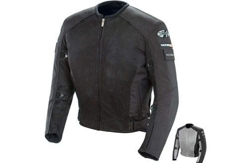 Men's Textile Street Motorcycle Jacket