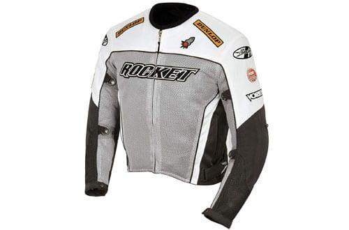 Joe Rocket Men's UFO 2.0 Mesh Motorcycle Jacket