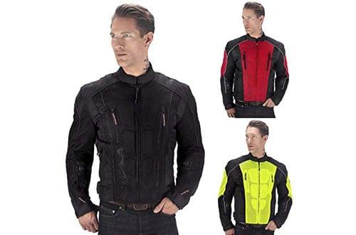 Viking Cycle Warlock Motorcycle Mesh Jacket
