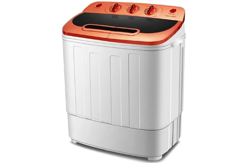 Do Portable Mini Compact Twin Tub Washing Machine