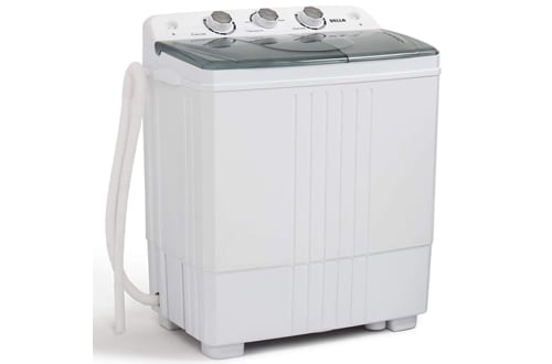DELLA Small Compact Portable Washing Machine & Spin Dryer