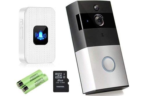 EXOX WiFi Smart Doorbell