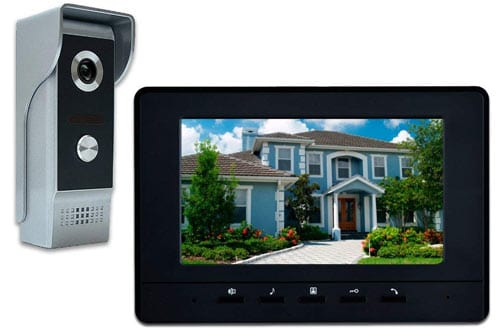 AMOCAM Wired Video Doorbell