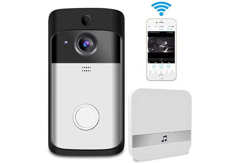 GEREE WiFi Smart Wireless Doorbell