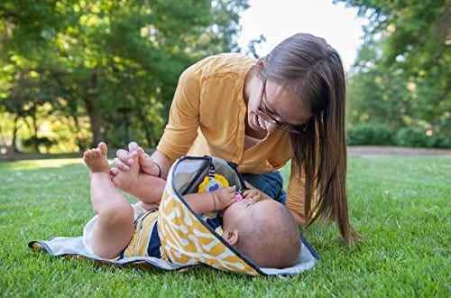 SnoofyBee Portable Infant Changing Pads