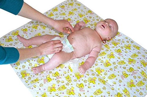 Baby Loovi Portable Changing Mat to Change Baby Diaper