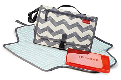 Skip Portable Changing Station with Changing Mat & Wipes Case