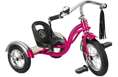 Schwinn Roadster Tricycle for Kids - 12-Inch Wheel