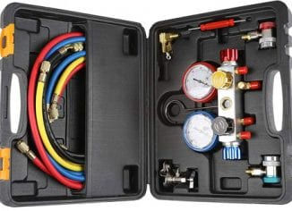 OrionMotorTech AC Diagnostic Manifold Gauge Sets