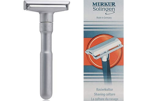 MERKUR Futur Adjustable Double Edge Saftey Razor