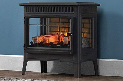 Excellent Top 10 Best Electric Fireplace Heaters Stoves Reviews In 2019 Interior Design Ideas Gentotryabchikinfo