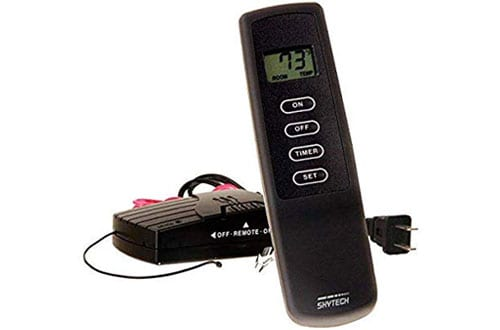 SkyTech 1410T/LCD Timer Control for Fireplace Remote