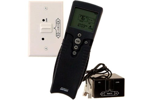 SkyTech SKY-3002 Control with Timer Fireplace Remote & Thermostat