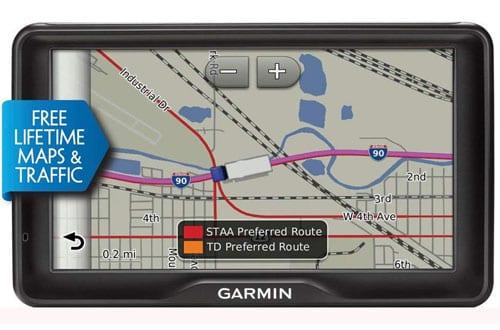 Garmin Dezl 760LMT Bluetooth Trucking GPS with Maps & Traffic