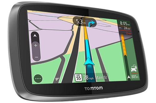 TomTom 600 GPS Device - GPS Navigation for Trucks
