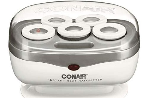 Conair Instant Heat Travel Foam Hot Rollers