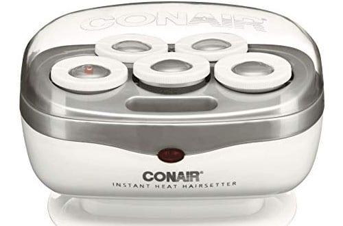 Conair Instant Heat Travel Foam Hot Rollers