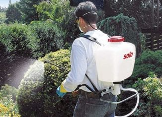 Solo Professional Piston Backpack Sprayer 425 4-Gallon