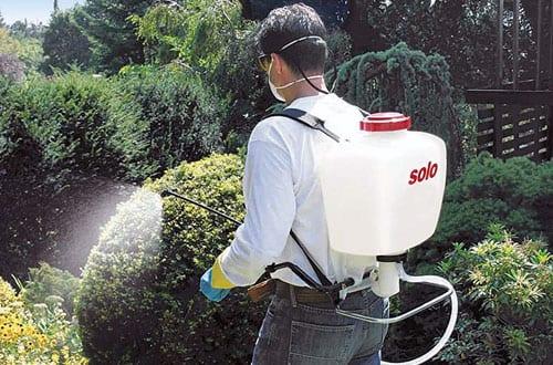 Solo Professional Piston Backpack Sprayer425 4-Gallon