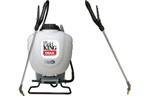 Field King Backpack Sprayer for Applying Herbicides