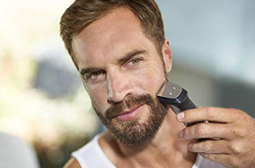 Philips Norelco Multigroom Series 7000 Mens Grooming Trimmer for Beard