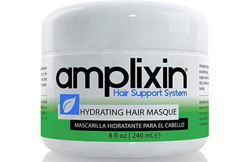 Amplixin Hydrating Hair Mask Deep Conditioner Hair Treatment