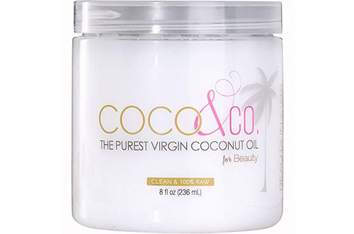 COCO&CO Coconut Oil for Hair and Skin