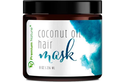 Premium Nature Deep Conditioning Hair Mask Treatment for Hair Growth