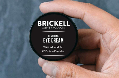 Natural and Organic Anti Aging Eye Balm To Reduce Puffiness