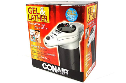 Conair HGL1 Combination Hot Gel/Lather Machine