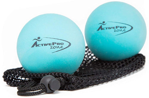 ActiveProZone Therapy Massage Ball forInstant Muscle PAIN RELIEF