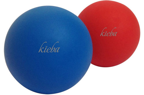 Kieba Trigger Point Massage Balls for Myofascial Release