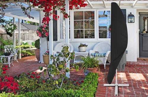 Petask OffsetCantileverUmbrella Cover for Outdoors