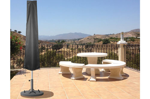 Petask Large Patio Waterproof Umbrella Covers