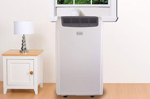 BLACK and DECKER BPACT08WT8,000 BTUPortable Air Conditioner