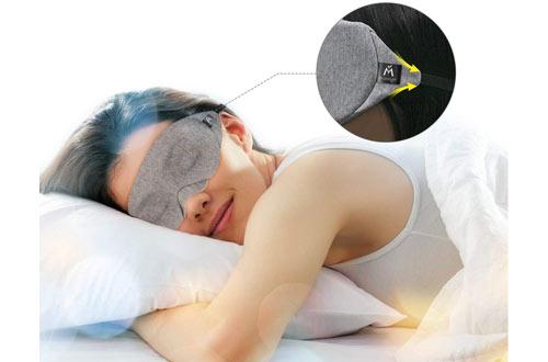 MavogelSoft and Comfortable Night Sleep Eye Masks