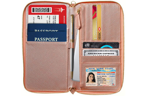 Apadi TravelRFID Passport Case